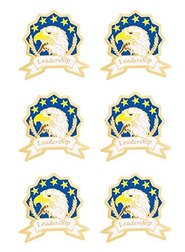 Eagle Leadership Award Lapel Pins, 6 - Leadership Eagle