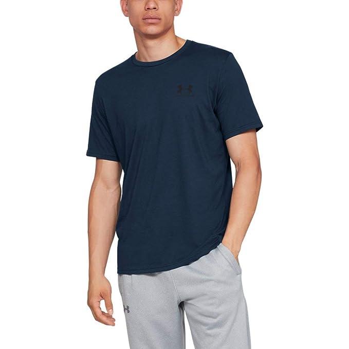 547489f876 Under Armour Men's Sportstyle Left Chest Short Sleeve T-Shirt