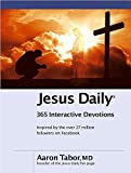 img - for Jesus Daily: 365 Interactive Devotions book / textbook / text book