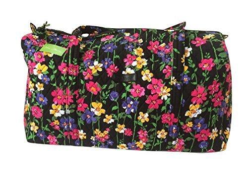 Vera Bradley Large Duffel (Wildflower Garden)