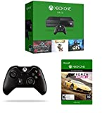 Xbox One 1TB Console – 3 Game Bundle + Xbox One Wireless Controller + Forza Horizon 2 [Emailed Digital Code]