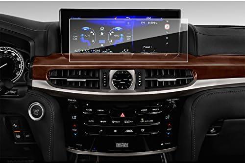 [해외]【 LFOTPP 】 렉서 스 LEXUS LX 570 URJ201W (2015-2017) 12.3 인치 전용 네비게이션 보호 필름 유리 필름 고감도 터치 기포 제로 지문 방지 비 산 방지 / 【LFOTPP】Lexus LEXUS LX 570 URJ201W (2015-2017) 12.3 inch Dedicated Navigation Protec...