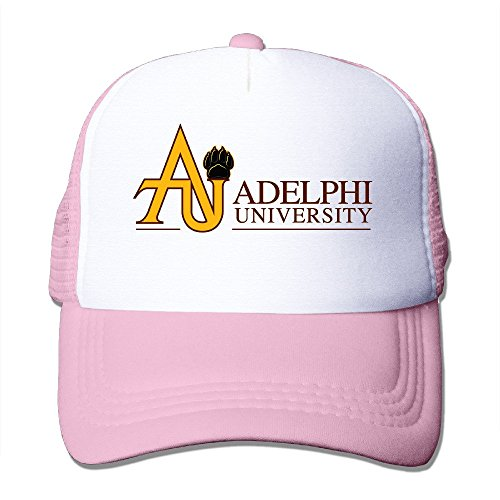 Texhood Adelphi University Cool Cap Hat One Size Pink