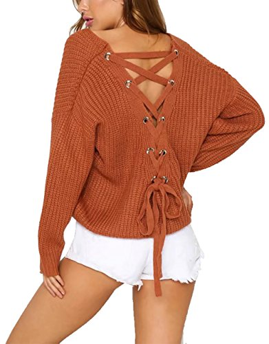 Lace Ribbed Sweater - 2