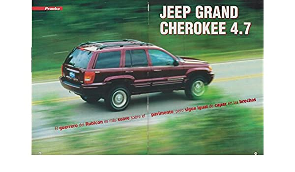 Amazon.com : 1999 JEEP GRAND CHEROKEE 4.7