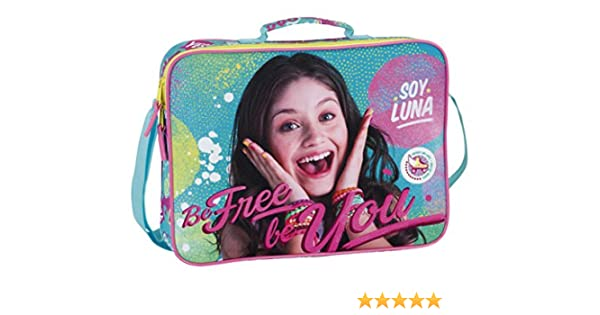 Soy Luna Maletín Cartera extraescolares niña: Amazon.es: Equipaje
