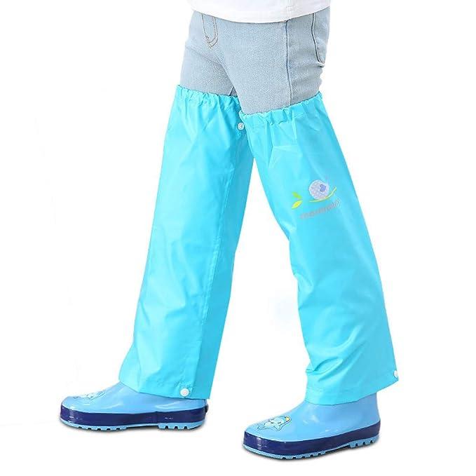 Amazon.com: Pantalones de lluvia impermeables de EVA para ...
