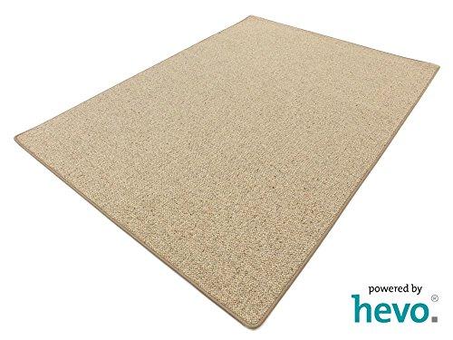 Corfu HEVO ® Berber Kettel Teppich 200x290 cm Günstig