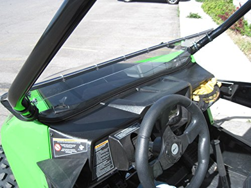 Arctic Cat Wildcat (Trail/Sport Only) 12'' Tall Half WindshieldTallest on the market (we make shorter upon request let us know at time of order). Made in America by UTV Windshields and Accessories (Image #8)