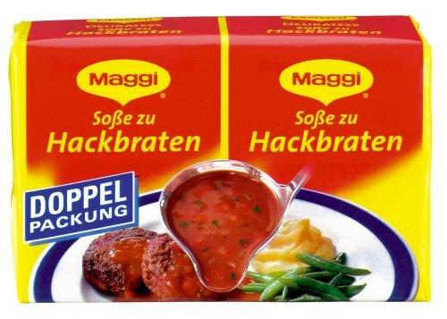 Maggi delikatess doble Pack salsas a pastel de carne, 18 pack (18 x 500