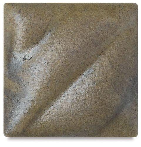 Amaco Raku Glaze - Pint - R-17 Tarnished Silver (Raku Glazes)