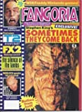 FANGORIA #101, April, Apr. 1991 (Sometimes They Come Back; Terminator 2; Scanners II; the Silence of the Lambs; Warlock; FX 2; The Pit and the Pendulum)