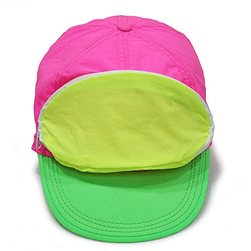 TRI-COLOR CAP-SAC - (Retro Bucket Hat)