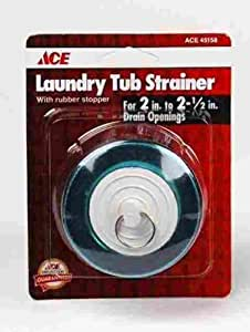 Ace Laundry Tub Strainer (ACE55-3WH)
