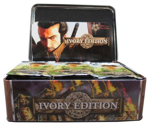 (Legend of The Five Rings: L5R Ivory Edition Booster Box (36 Packs))