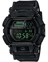 G-Shock Mens Military GD-400 Watch, Black, One Size