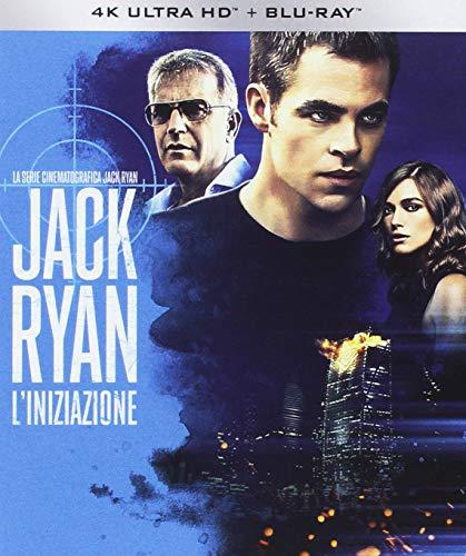 Jack Ryan: Shadow Recruit [Blu-Ray] [Region Free] (Elena Pine)