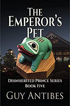 Emperors Pet Disinherited Prince Book ebook product image