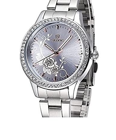 Amazon.com: Reloj Women para Mujer Relojes de Mujer En Oferta Quartz Watch Fashion Casual Luxury Relogio Feminino RE0039: Watches