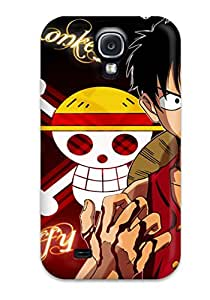 Quality ZippyDoritEduard Case Cover With Luffy Nice Appearance Compatible With Galaxy S4
