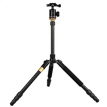 ETbotu - Trípode de Viaje para cámara réflex Digital (Ligero ...