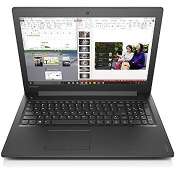 "Lenovo Ideapad 310 15.6"" Laptop, Black (AMD A10-9600P, 8GB, 1TB HDD, AMD Radeon R5 Graphics, Windows 10) 80ST001MUS"