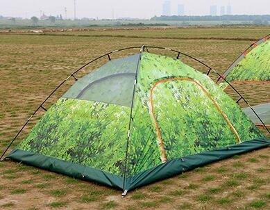 Hydraulische Outdoor Zelt Camping Zelt Automatische Regen Tourismus Erholung