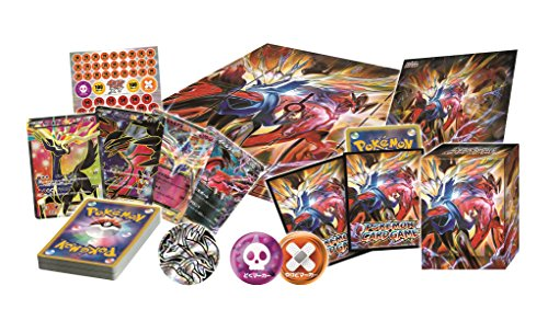Pokemon-Juego-de-cartas-Pokemon-Xy-Super-Legend-Set-60-Zeruneasu-Ex-Iberutaru-Ex