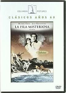 La Isla Misteriosa [DVD]