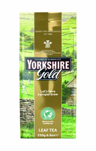 Taylors of Harrogate Yorkshire Gold Loose Leaf, 8.8 Ounce (Pack of 3)