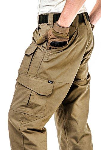 Cq Tlp102 Tdr 34w 30l Cqr Men S Tactical Pants Lightweight