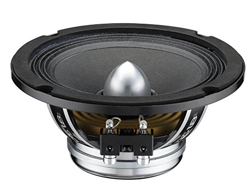 DS18 PRO-FR6NEO 250W RMS 500W Max Full Range Neodymium Magnet Midrange 4-Ohm Speaker, 6.5' 6.5 DS18Sound (Automotive Dummy vendor code for NIS)
