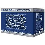Whey Protein de Scitec es un suplemento nutricional de alta eficiencia anabólica que acelera el crecimiento y brinda un soporte estructural para una masa muscular poderosa. Eleva el nivel del antioxidante más potente del organismo, el glutati...