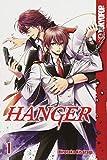 Hanger manga volume 1 (English)