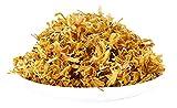 OUZ123 Huo Shan Specialty Dried Dendrobium Flowers Natural Herbal Flower Tea Shi Hu Hua 铁皮石斛花 15g/0.53oz