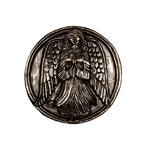 rdian Angel of Home & Family Bronze Plaque - Delivery from USA within 2-3 days (Patricks Day Plaque)