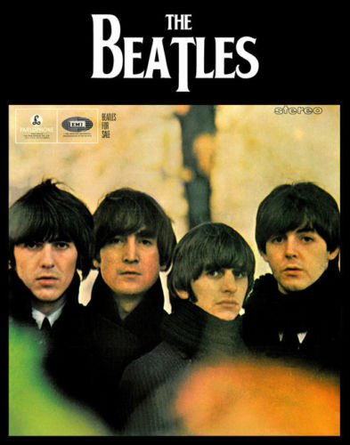 """The Beatles For Sale 14 x 11"""" Photo Print"""