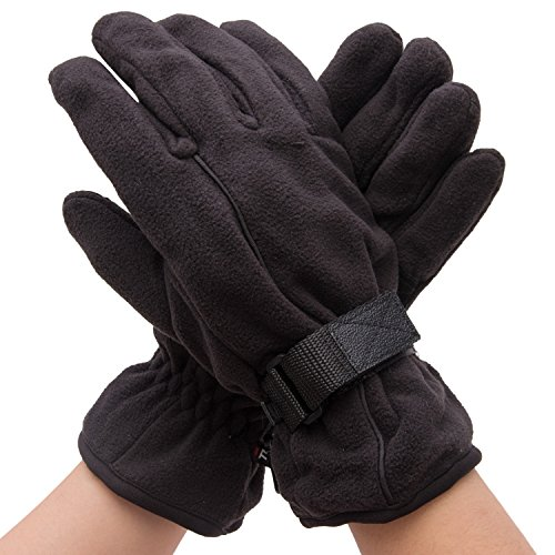 Pierre Cardin Big And Tall Mens Gloves - Cold Weather Winter Gloves - Sizes Available 2XL, 3XL, 4XL