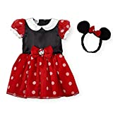 Disney Minnie Mouse 2 Piece Baby Girls Halloween Costume