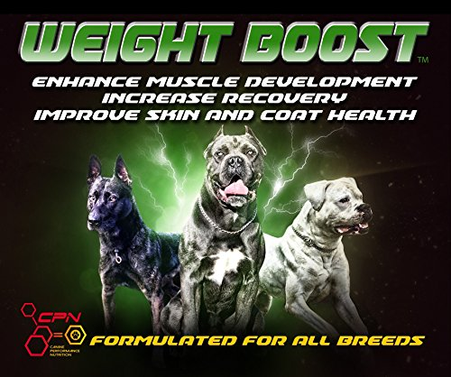 Canine Performance Nutrition (CPN) Weight Boost (1 LB)