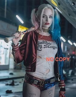 suicide squad margot robbie photo 8x10
