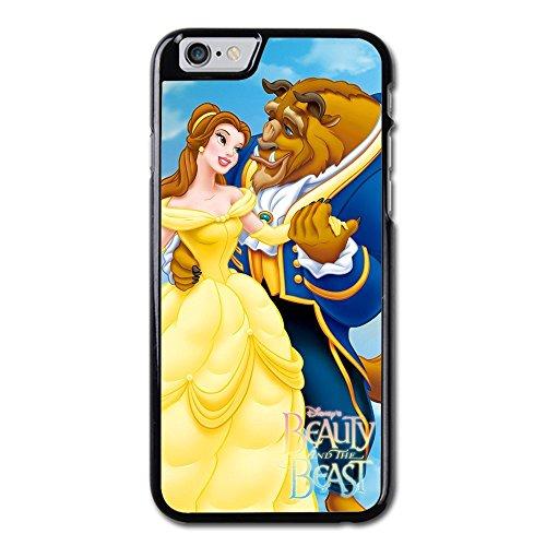 Coque,Coque iphone 6 Case,Coque iphone 6S Case, Beauty and Beast Hard Case Cover Skin For Coque iphone 6 4.7 pouce,Cas De Téléphone