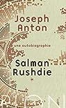 Joseph Anton par Rushdie