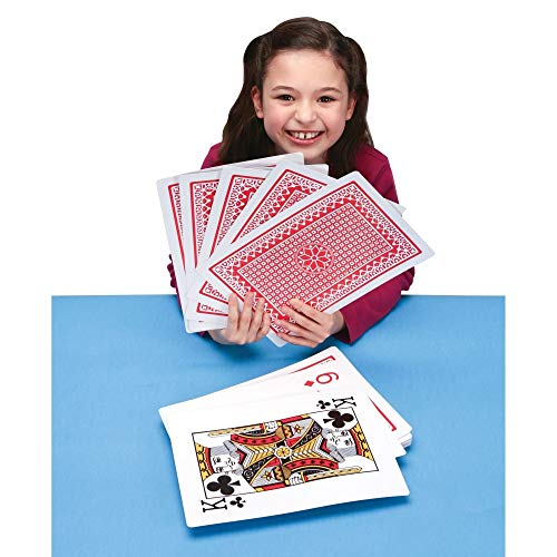 Super Jumbo Playing Cards -