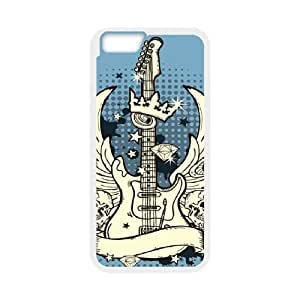 IPhone 6 Plus Lover sound - Guitar Phone Back Case Personalized Art Print Design Hard Shell Protection LK060231