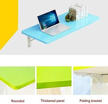 BCX Mesa de pared plegable, mesa de comedor de cocina, escritorio ...