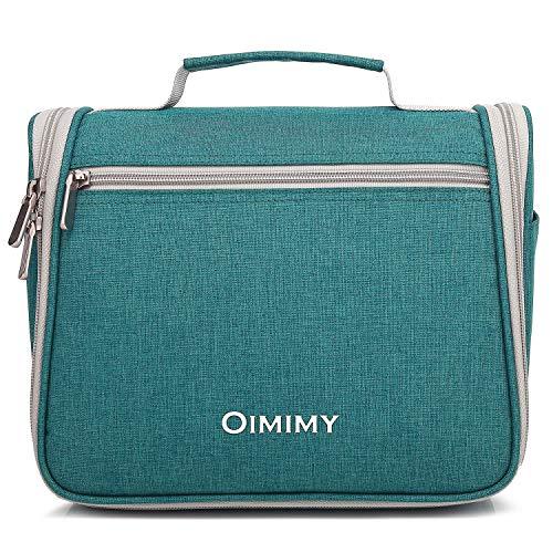 0947744055e4 Toiletry Bag Tolietree Travel Bag Sturdy Hanging Toiletry Organizer for  Women Men …