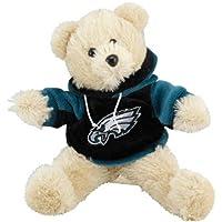 "NFL unisex 2010 8"" Fuzzy Hoody Bear from Team Beans, LLC"