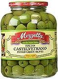 Mezzetta 25oz Italian Castelvetrano Pitted Green Olives