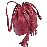 Ladies Cross Body Shoulder Bag Handbags Large Capacity Bags for Women TOPUNDER V